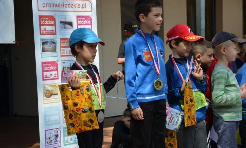 Mistrzostwa Woj. Łódzkiego - I runda Grand Prix Polski w rodzinnym biegu na orientację
