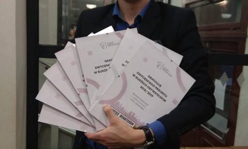 Rekordziści Budżetu Obywatelskiego Łodzi 2019