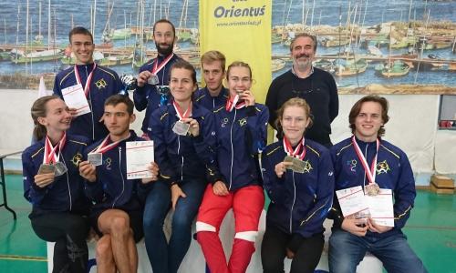 Mistrzostwa Polski w Sprinterskim BnO. Orientuś z 10 medalami!!!